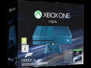XBOX ONE 1TB Forza 6 Limited Edition 329€ bei Saturn (off/online)