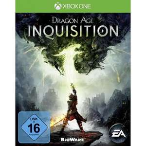 Xbox One - Dragon Age: Inquisition ab €19,28 [@Conrad.de]