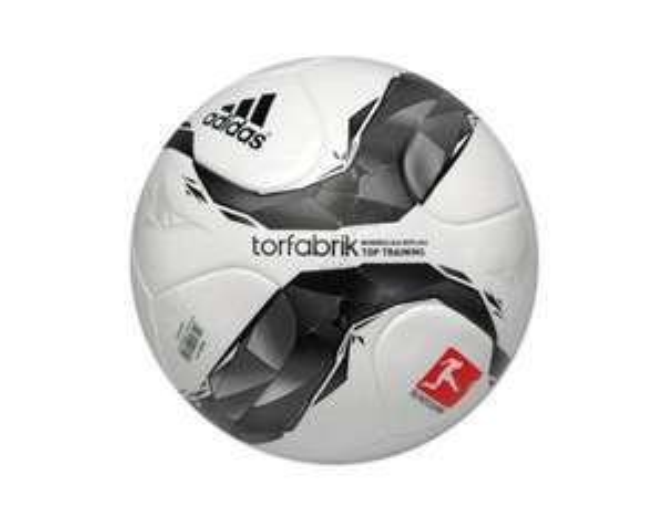 "Adidas™ - Fußball ""Torfabrik Top Training 2015"" (Größe 5,Weiß/Schwarz) ab €12,34 [@Allyouneed.com]"