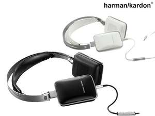 (iBood.de) Harman-Kardon CL Classic On-Ear Kopfhörer mit Fernbedienung