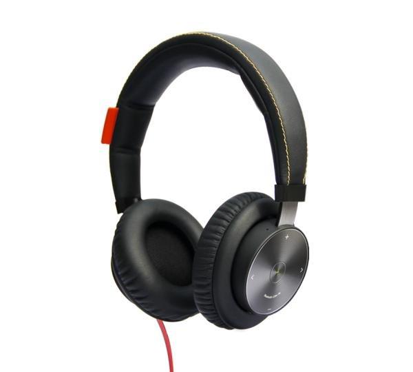 MiPow M3 Premium On-Ear Bluetooth Kopfhörer mit ausziehbarem 3,5mm Klinkenstecker braun, hellgrau, schwarz, weiß für 89,99 € > [brandsforfriends] > (10% Qipu)