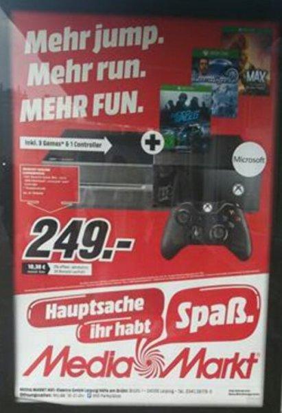 [Regional Leipzig] XBOX One + Need for Speed + 2 weitere Spiele