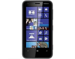 [Talk Point] Nokia Lumia 620 black DEMOWARE absolut neuwertiger Zustand, 12 Monate Gewährleistung