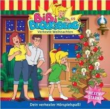 @youtube / kiddinx: 4 kostenlose Hörspiele des Monats Dezember 2015: Bibi Blocksberg - Verhexte Weihnachten / Benjamin Blümchen - Der Weihnachtstraum / Bibi & Tina - Das Weihnachtsfest / Grimms Märchen - Sterntaler