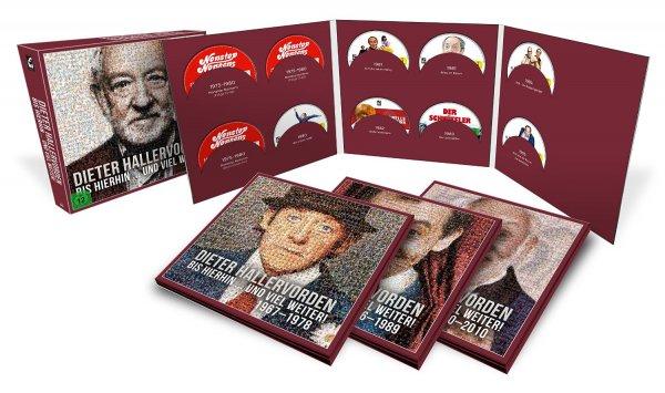 Bis hierhin...und viel weiter - Ltd. DVD Box Didi Hallervorden - 44 DVDs @Amazon Cyber Monday