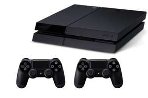 Sony PlayStation 4 PS4 Ultimate Player 1TB Edition + 2 DualShock Controller WOW!