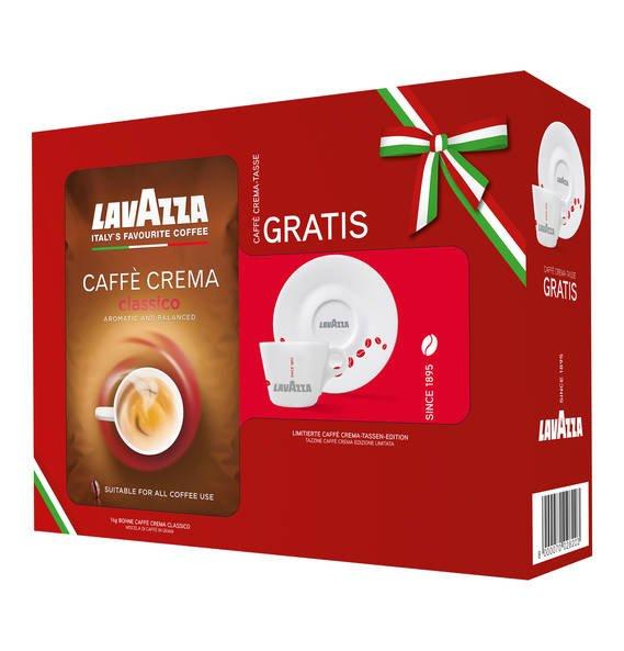 Galeria Kaufhof 5 Packungen Lavazza mit Tasse für 49,95