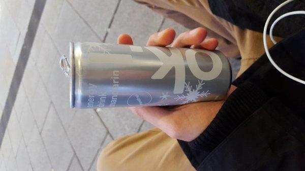 ok energy drink mandarin bundesweit 50 cent