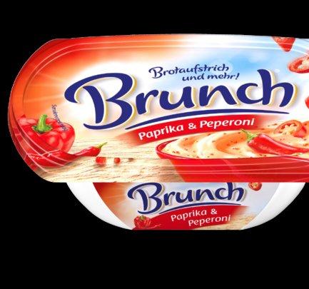 [Penny] Brunch Brotaufstrich - verschiedene Sorten und Fettstufen im 200g Becher | Framstag 4.12.-5.12.
