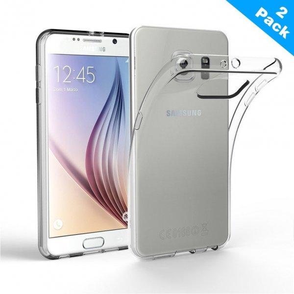 Prime: 30% sparen beim Kauf von Simpeak Samsung Galaxy S6/S6 edge/S6 edge plus Hülle (2er Packung)