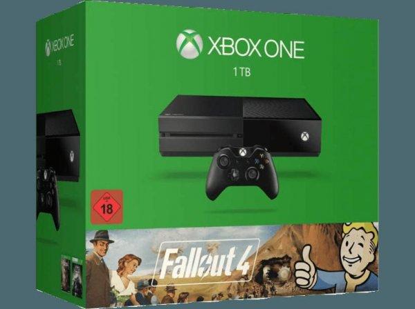 Saturn.de: Xbox One 1TB + Fallout 4 + Fallout 3 für 294,-€ Mit Newslettergutschein.Versandkostenfrei oder Saturn(Ebayshop für 299,-€)