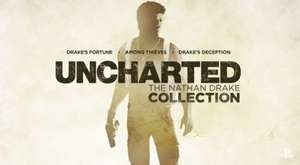 [PS4] Uncharted - The Nathan Drake Collection US Download ~ 27,06€