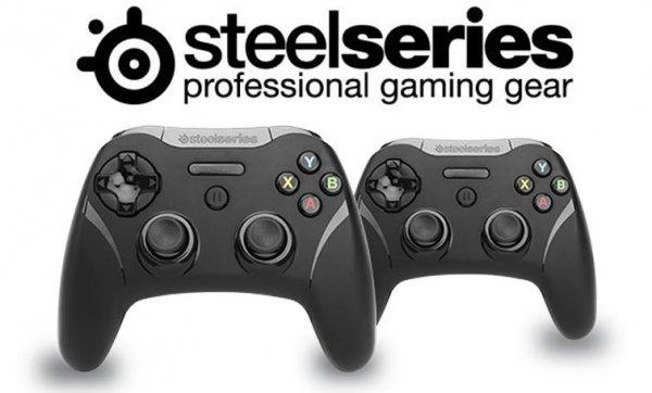 2x SteelSeries Stratus (XL) iOS/Apple TV/Mac Gamecontroller zusammen für 49,99 inkl. Versand (Vergleich ab 59,- pro Stück)