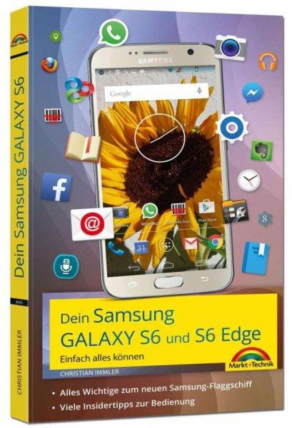 E-Book Dein Samsung Galaxy S6: Einfach alles können von Christian Immler