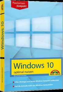 E-Book Windows 10 optimal nutzen