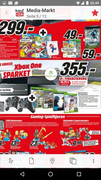 [LOKAL?]Xbox one 2 controller+4 spiele+...