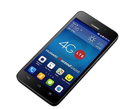 [Amazon.fr] Huawei Ascend G620s LTE (5'' HD IPS, Snapdragon 410 Quadcore, 1 GB RAM, 8 GB intern, microSD + NFC, Android 4.4 -> Custom Rom) für 98,79€