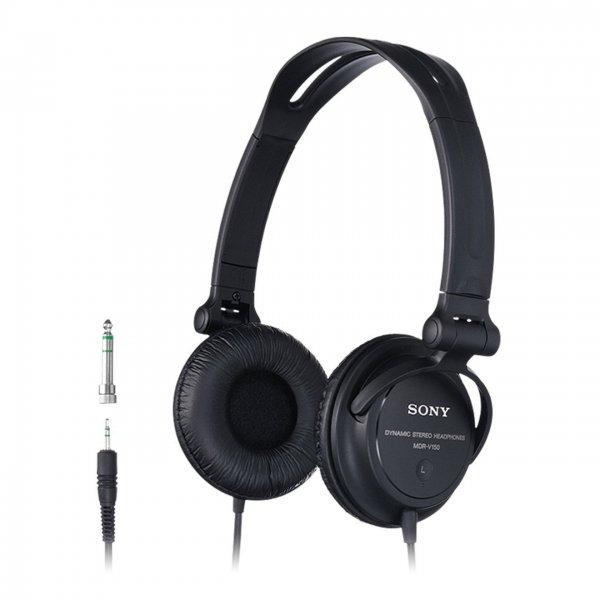 """Sony™ - Kopfhörer """"MDR-V150"""" ab €12,78 [@Saturn.de]"""