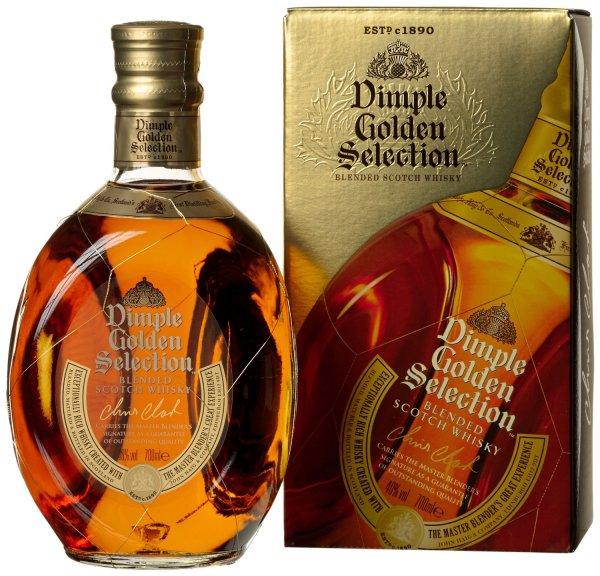 "Dimple™ - Blended Scotch Whisky ""Golden Selection"" (0,7l) für €17,99 [@Citti]"