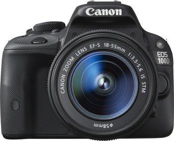 Canon EOS 100D Kit 18-55 mm IS STM für 389€+ 116,70€ in Superpunkten!