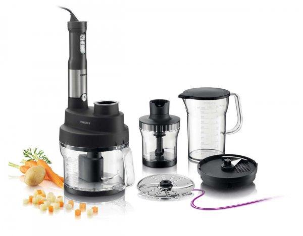PHILIPS Avance Stabmixer HR1659 ProMix-Mixertechnologie 600W Würfelschneider, 59,99 EUR @ ebay