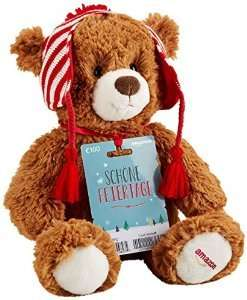 Gratis Teddybär (beim Kauf eines 100 Euro Amazon-Gutscheins)