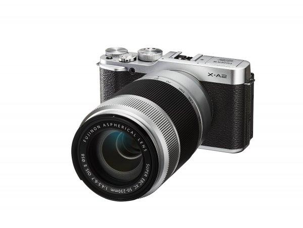 Fujifilm X-A2 Kit 16-50 mm + 50-230 mm für 506,35€ bei Amazon.fr