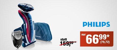 Metro Tagesdeal 08.12. Philips RQ1175/16 Rasierer für 79,72€ Brutto idealo: 98,10€ inkl. Versand