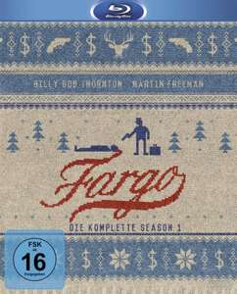 Fargo Staffel 1 Blu-ray 19,97€ für Prime-Nutzer