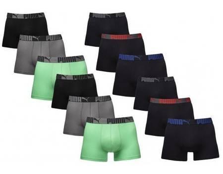 PUMA Boxershort Herren Retropants Boxer 6 Stück/Pack für 27,95 € @ Allyouneed (S,M,XL sogar für 25,46 €)