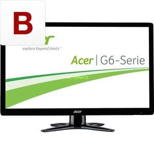 "Acer Monitor LED-Backlight, 27'' ""G276HLAbid"" für 169€ @ ZackZack"