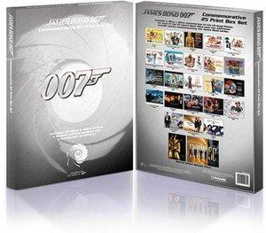 James Bond Limited Edition Print Set - 25 Bond Poster für 23.05€ @ zavvi