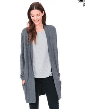 """[Pimkie] 40% Rabatt ab 2 Artikeln aus der Rubrik """"Pullover & Sweatshirts"""", z.B. 2 Strickjacken für 15,58€ statt 25,98€, kostenlose Filiallieferung"""