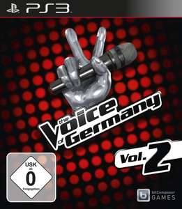 The Voice Of Germany Vol. 2 (PlayStation 3) (Drogeriemarkt Müller)