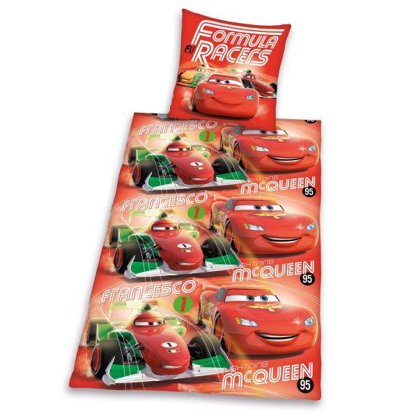 @Amazon Weihnachtsdeals - Disney's Cars Biber-Bettwäsche ~15€ (ab 16 Uhr für Prime-Mitglieder)
