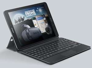 [Media Markt] Samsung Galaxy Tab S2 9.7 WiFi für 393€ + 100€ Media Markt Gutschein + Keyboard Cover (~90€)