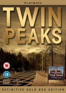 ?Zavvi.de? Twin Peaks: Definitive Gold Box Edition (DVD nur OT)