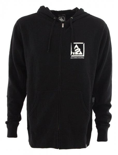 K2 BIG BLOCK Zip Hoodie black Pullover für 19,90 Euro (viele Modelle verfügbar)