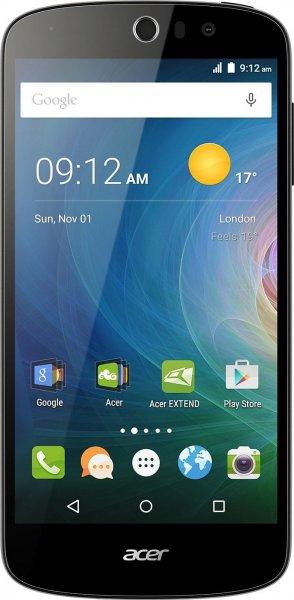 Acer Liquid Z530, 8GB, Android 5.1, LTE, DUAL SIM Smartphone schwarz für 109,90 € > [zackzack.de] > Vsk frei