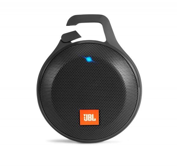 JBL Clip Plus, Bluetooth Lautsprecher, Schwarz in verschiedenen Farben für 29,99 € @ Saturn Latenight Shopping (ab 26,96 € inkl. Mauspad, min. 43,5 % unter idealo)