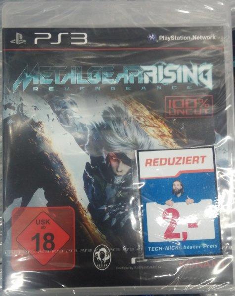 [Lokal HB] Metal Gear Rising (PS 3)  Saturn-Habenhausen
