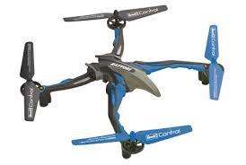 Revell Control RC Quadrocopter RAYVORE blau @mytoys.de