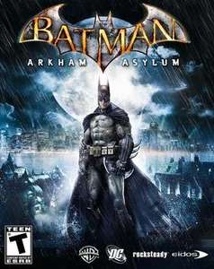 Batman: Arkham Asylum GOTY Edition Steam für 2€ @ Kinguin nur mit PP
