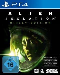 (Amazon Prime) Alien: Isolation - Ripley Edition - [PlayStation 4]
