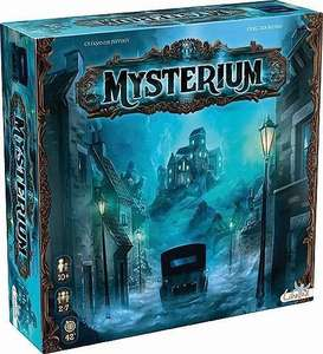 [Thalia.de] NUR HEUTE: Gesellschaftspiel Mysterium für 29,74 (Bestpreis 34,99€)