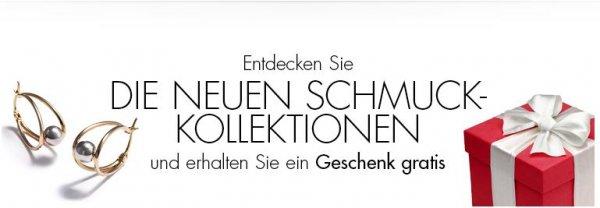 Amazon Schmuck-Aktion: 1 Artikel aus neuer Schmuck Kollektion kaufen & gratis Schmuck-Geschenk erhalten (Beispiel: 14,37€ statt 59,34€)