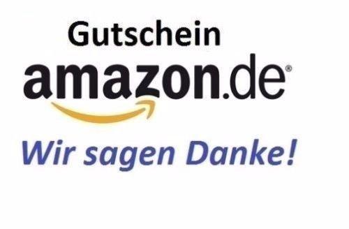 Amazon-Gutschein 1,50 € für 1,00 € - schnell sein !