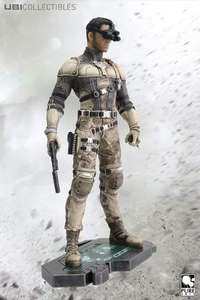 Sam Fisher- Splinter Cell Blacklist Figur