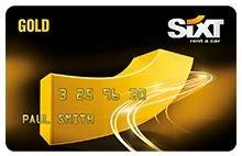 [Sixt] Platinum & Gold Karte Mitgliedschaft