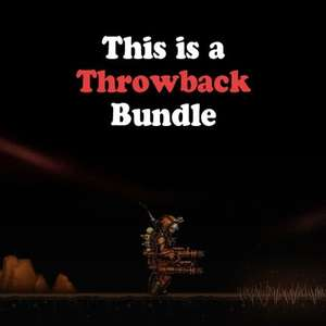 [STEAM] Throwback Bundle @ Groupees